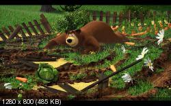 Маша и Медведь  (79 серия (Там все любят петь)) (2019) WEB-DLRip
