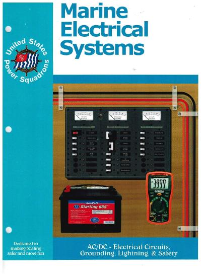 Marine Electrical Systems Rev US Power Squadrons