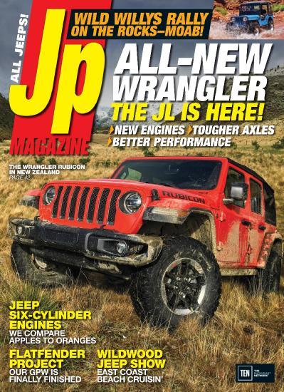 Jp Magazine April (2018)