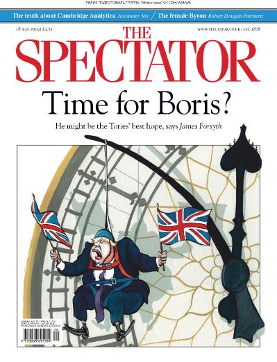 The Spectator - 18 05 (2019)