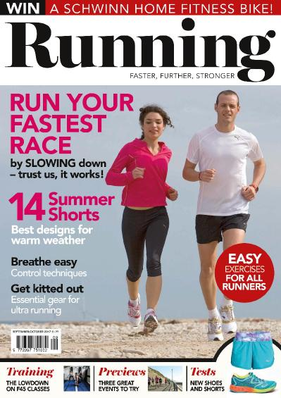 Running  Issue 202  September-October (2017)