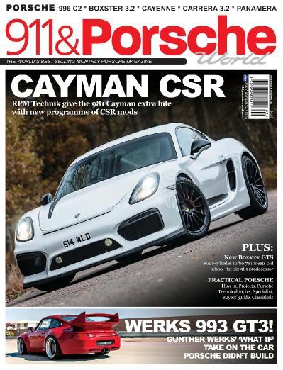 911 Porsche World February (2018)
