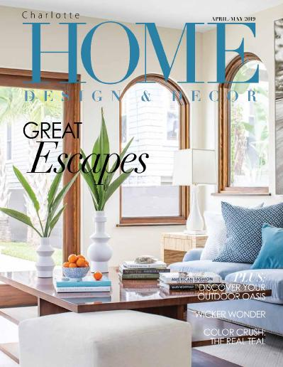 Charlotte Home Design Decor - April-May (2019)