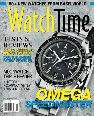 WatchTime June (2012)