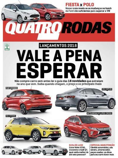 Quatro Rodas  Brazil  Issue 703  Dezembro (2017)