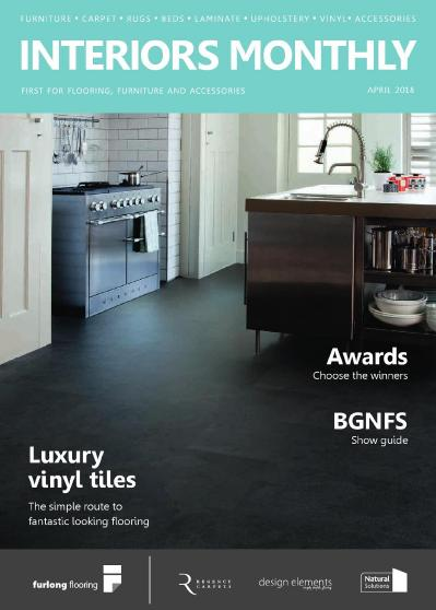 Interiors Monthly - April (2018)