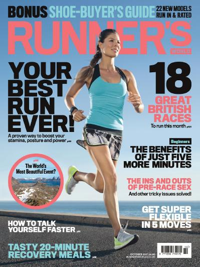 Runner s World UK  October (2017)