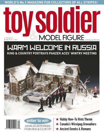 Toy Soldier Model Figure Issue 231 April-May (2018)