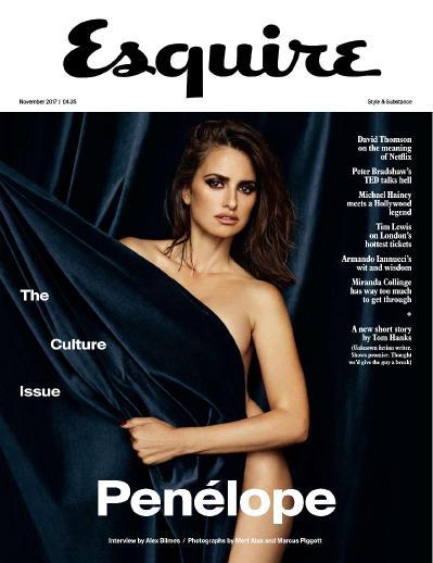 Esquire UK November (2017)