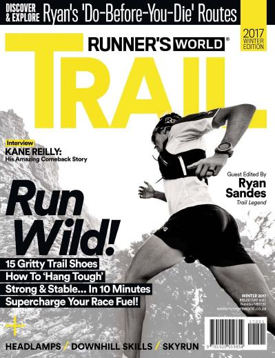 Runner s World South Africa Special Edition Trail Winter (2017)