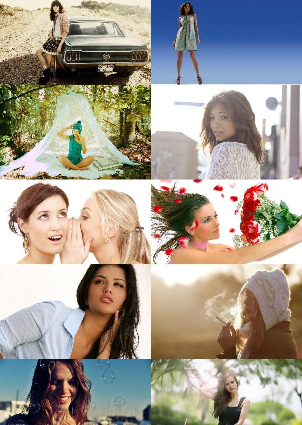 Beautiful And Amazing Girls Wallpapers Set   67