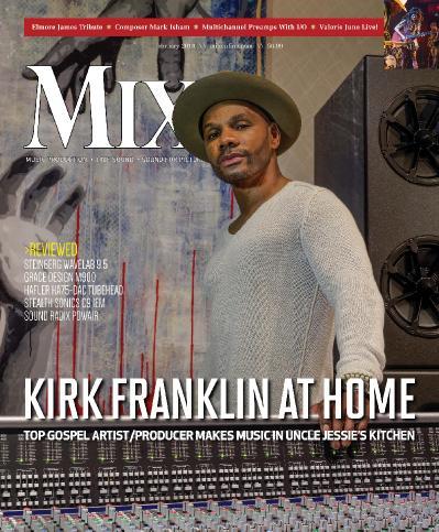 Mix Magazine February (2018)