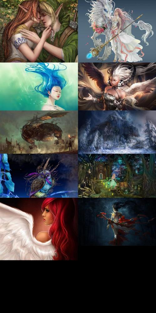 Beautiful And Amazing Fantasy Wallpapers Set   47