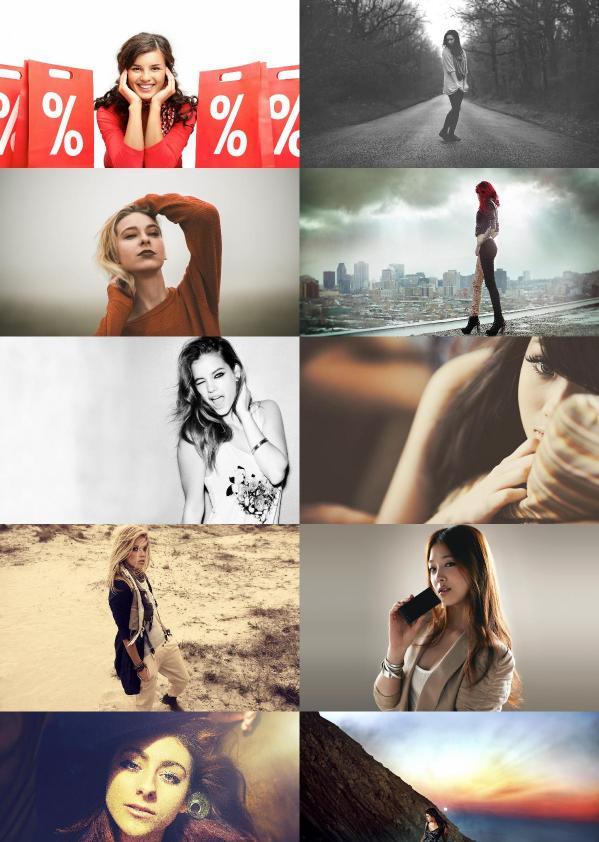 Beautiful And Amazing Girls Wallpapers Set   71
