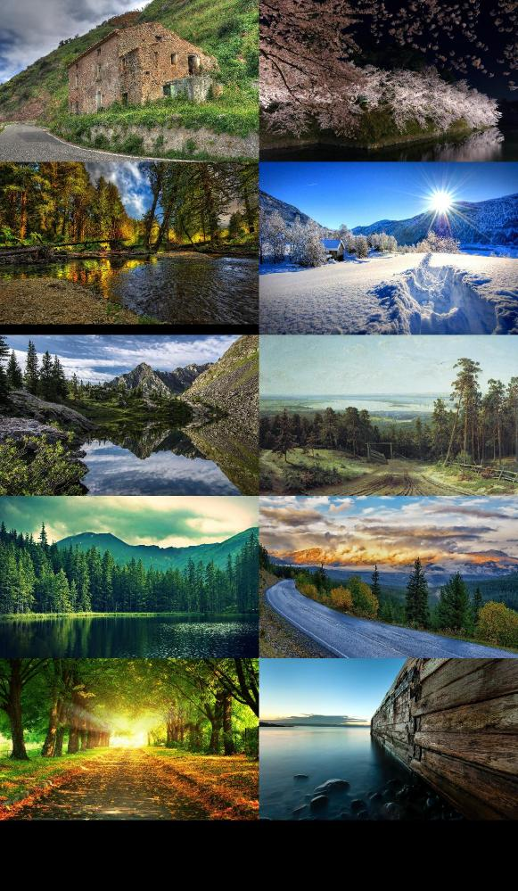 Amazing Nature Wallpapers {pack 189}