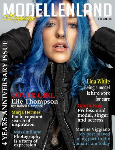 Modellenland Magazine - June (2019)