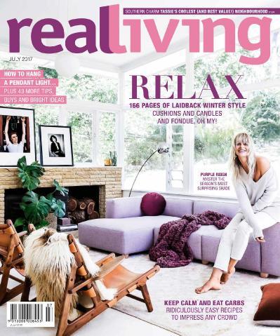 Real Living Australia  July (2017)