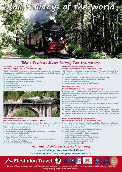 Heritage Railway - June 01 (2019)