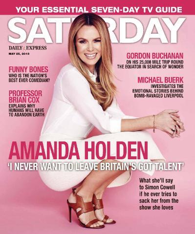 Saturday Magazine  May 25 (2019)