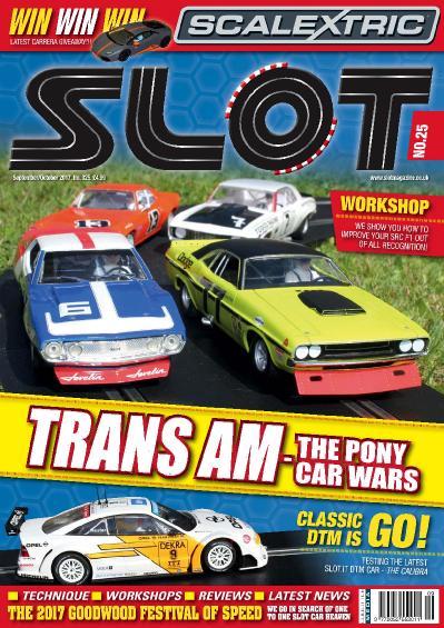 Slot  Issue 25  September-October (2017)
