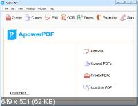 ApowerPDF 5.0.0.612