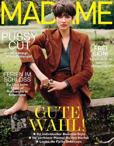 Madame Germany September (2017)