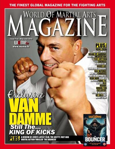 World of Martial Arts  May-June (2019)
