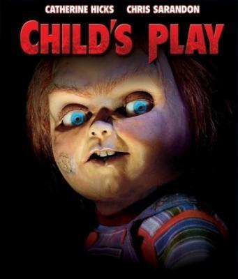 Детские игры / Child's Play (1988) BDRip 1080p