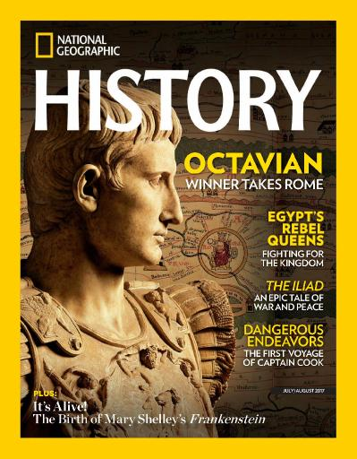 National Geographic History July-August (2017)