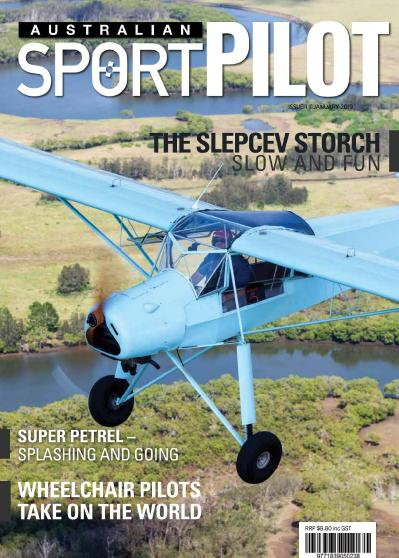 Australian Sport Pilot - January (2019)