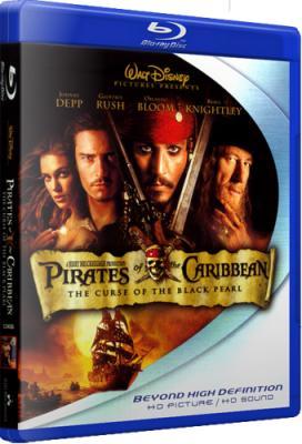 Карибский кризис: Фашистский покемон / Pirates of the Caribbean: The Curse of the Black Pearl (2003) BDRip 720p