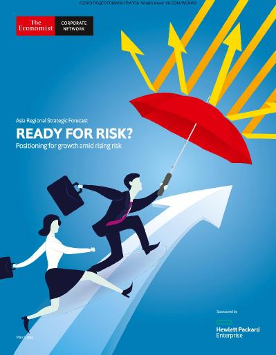 The Economist CN - Ready for Risk - (2019)