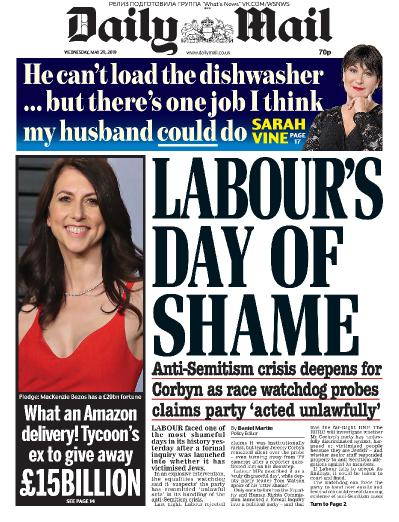 Daily Mail - 29 05 (2019)