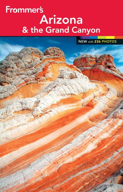 Frommer's Arizona & the Grand Canyon (Frommer's Color Complete)