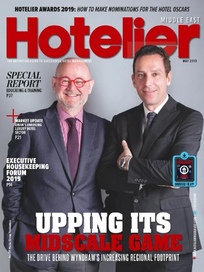 Hotelier Middle East May (2019)