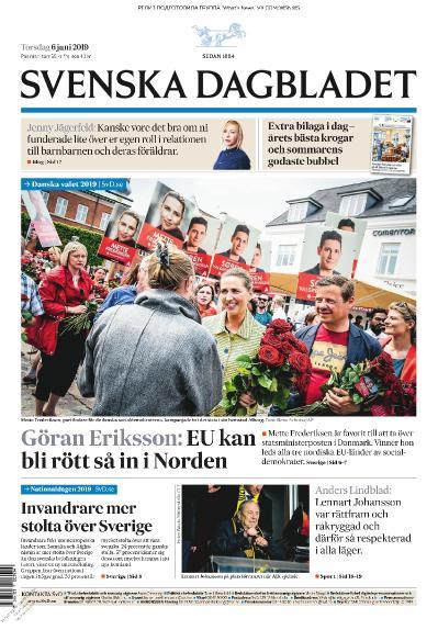 Svenska Dagbladet - 06 06 (2019)
