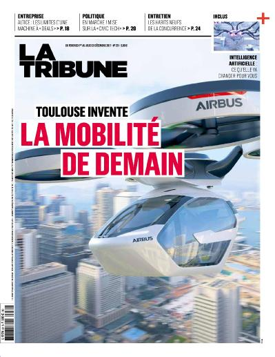 La Tribune Toulouse 01 d 2! cembre (2017)