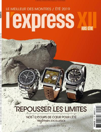 L ' Express Hors-S 2! rie XII - 06 2019 - 08 (2019)