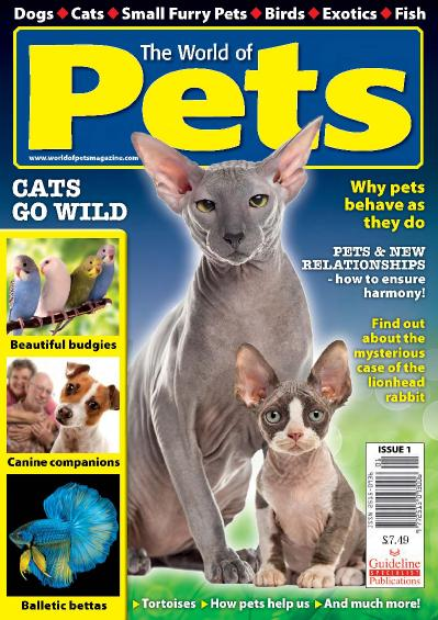 World of Pets  Issue 1 (2017)