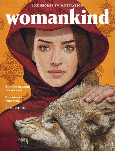 Womankind  August (2017)