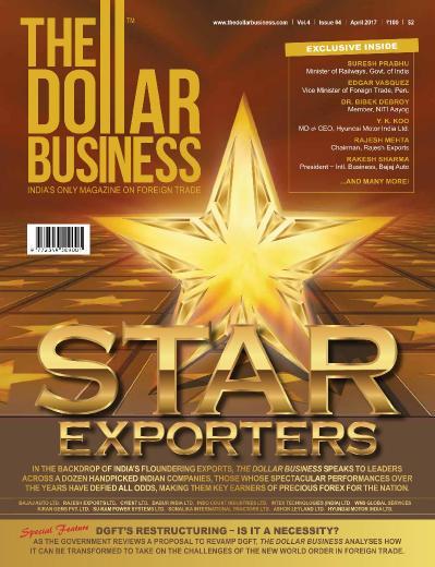 The Dollar Business - April (2017)