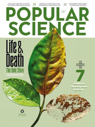 Popular Science USA - April-May (2018)