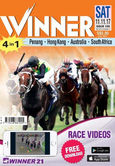 Winner  November 09 (2017)