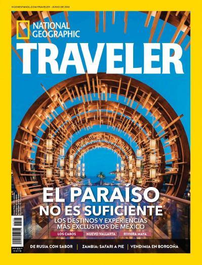 National Geographic Traveler en Espa 241 ol - junio (2018)