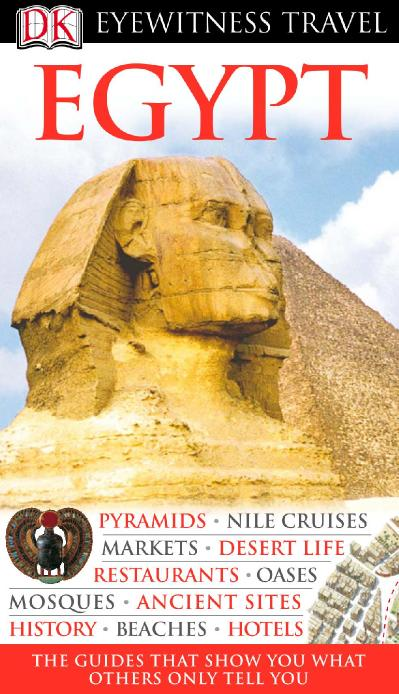 Egypt Eyewitness Travel Guides