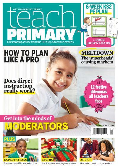 Teach Primary  November (2018)
