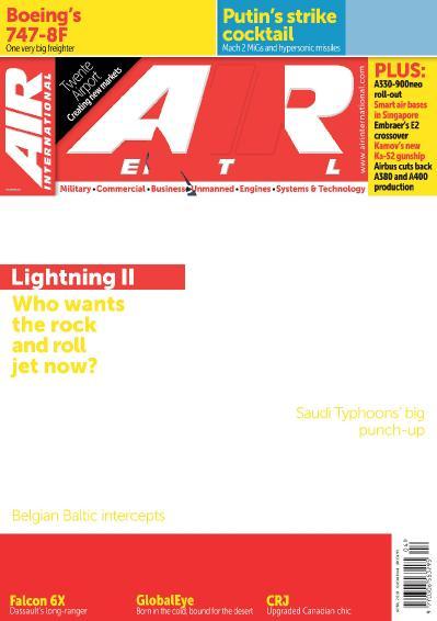 AIR International - April (2018)