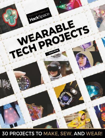 Hackspace  Wearable Tech Projects (2019)