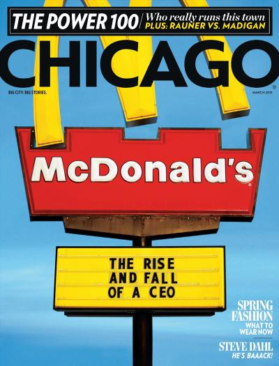 McDonald's :the rise and fall of a ceo