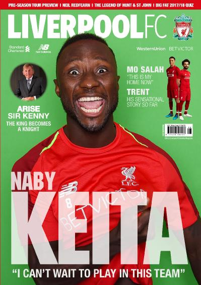 Liverpool FC Magazine August (2018)